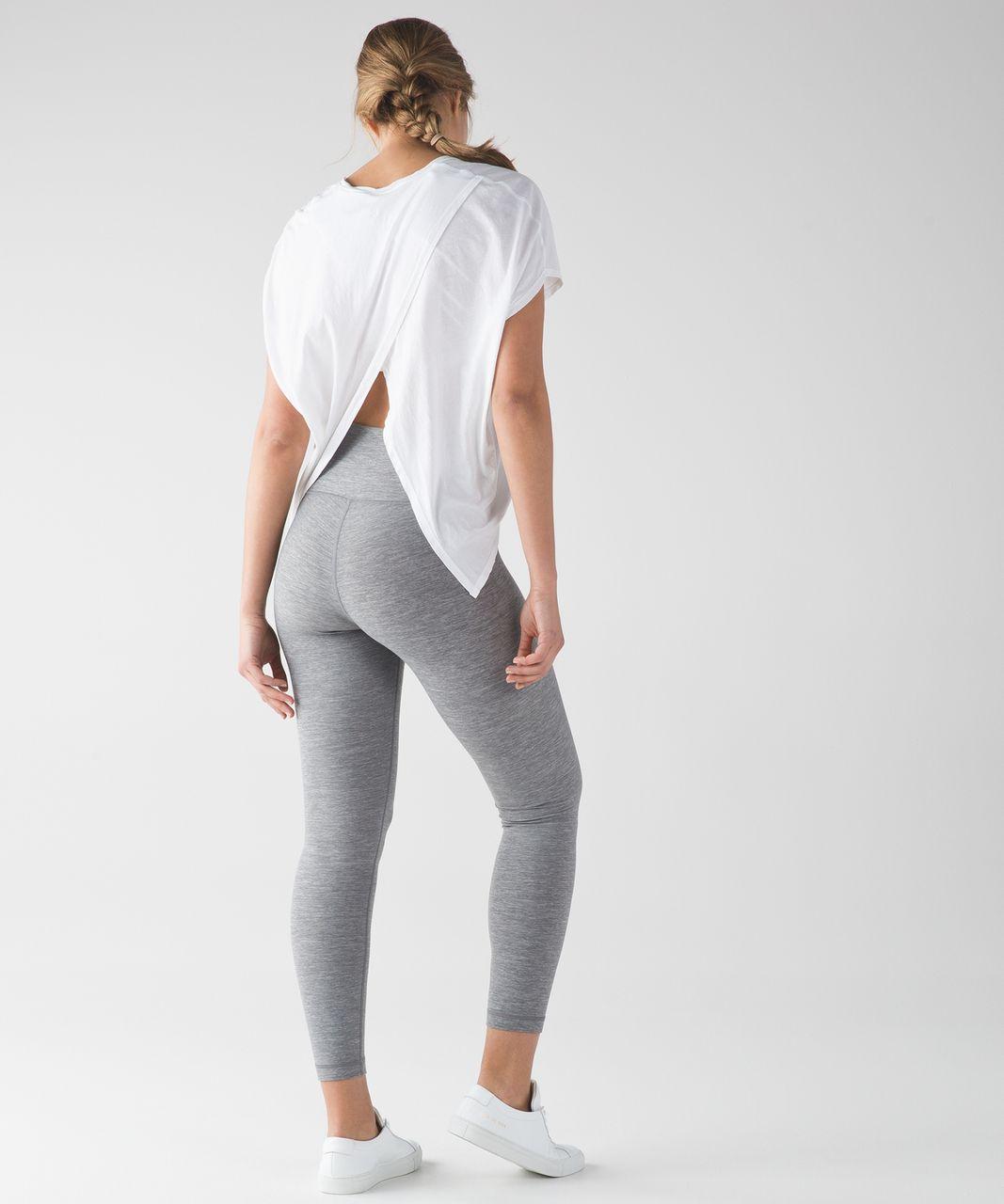 Lululemon High Times Pant - Heathered Slate