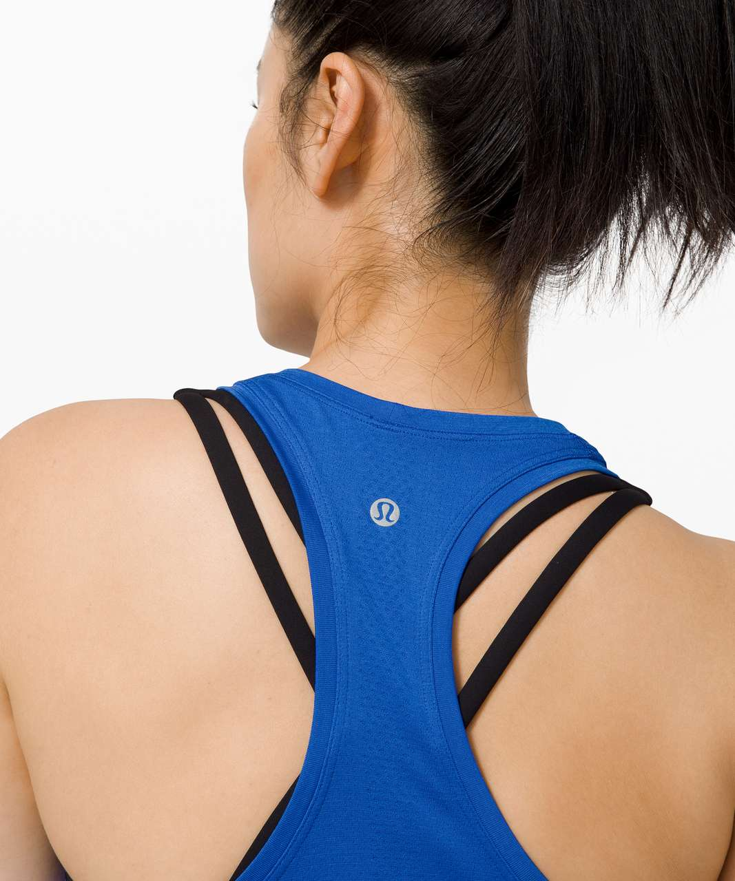 Lululemon Swiftly Tech Racerback 2.0 - Cerulean Blue / Cerulean Blue