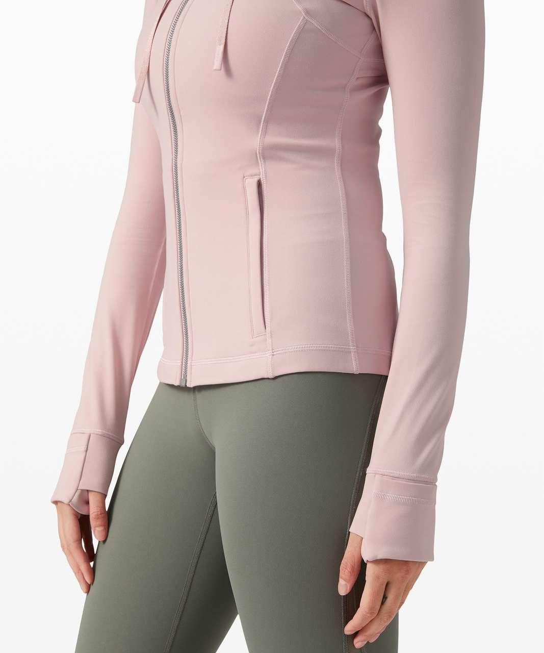 Lululemon Hooded Define Jacket *Nulu - Misty Pink