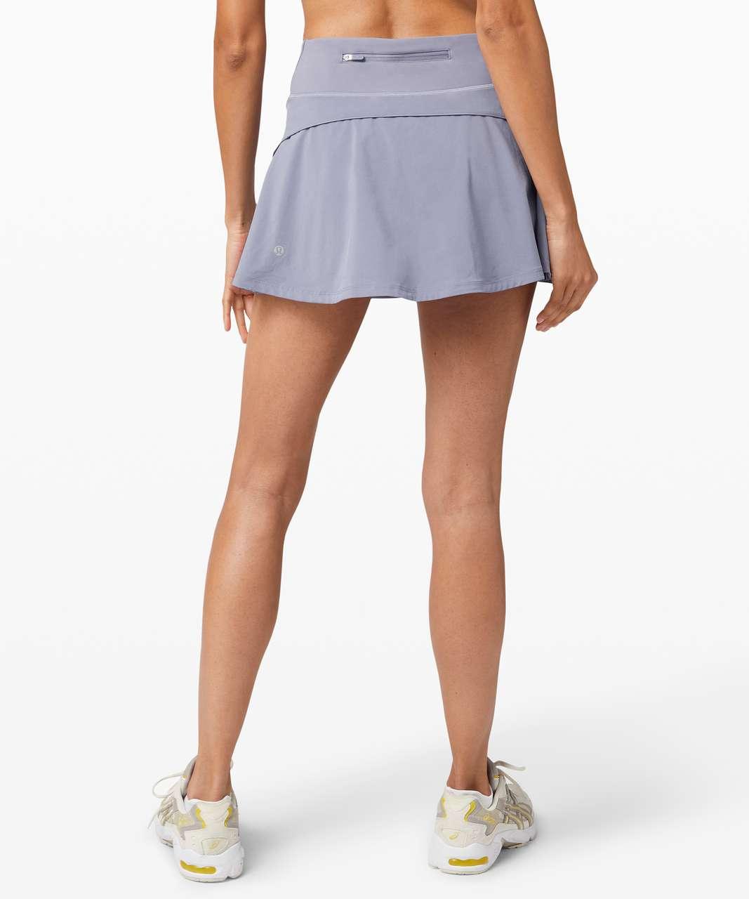 """Lululemon Play Off The Pleats Skirt *13"""" - Peri Purple"""