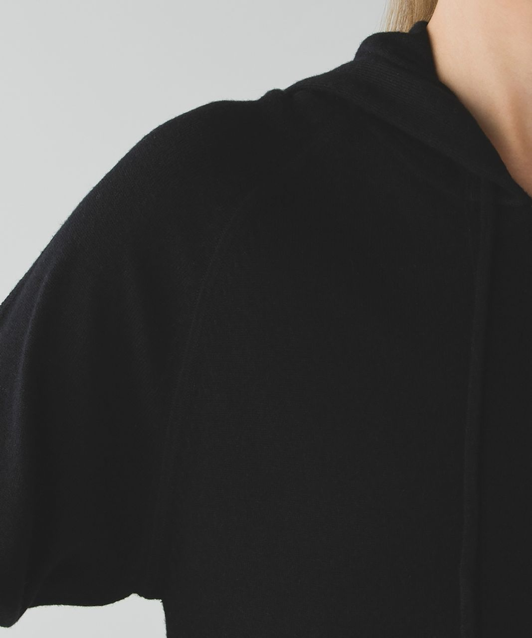 Lululemon Om On Hoodie - Black