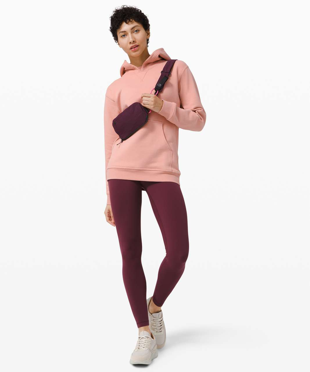 Lululemon All Yours Hoodie *Fleece - Pink Pastel