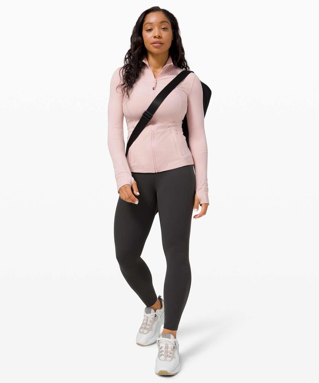 Lululemon Define Jacket *Nulux - Porcelain Pink