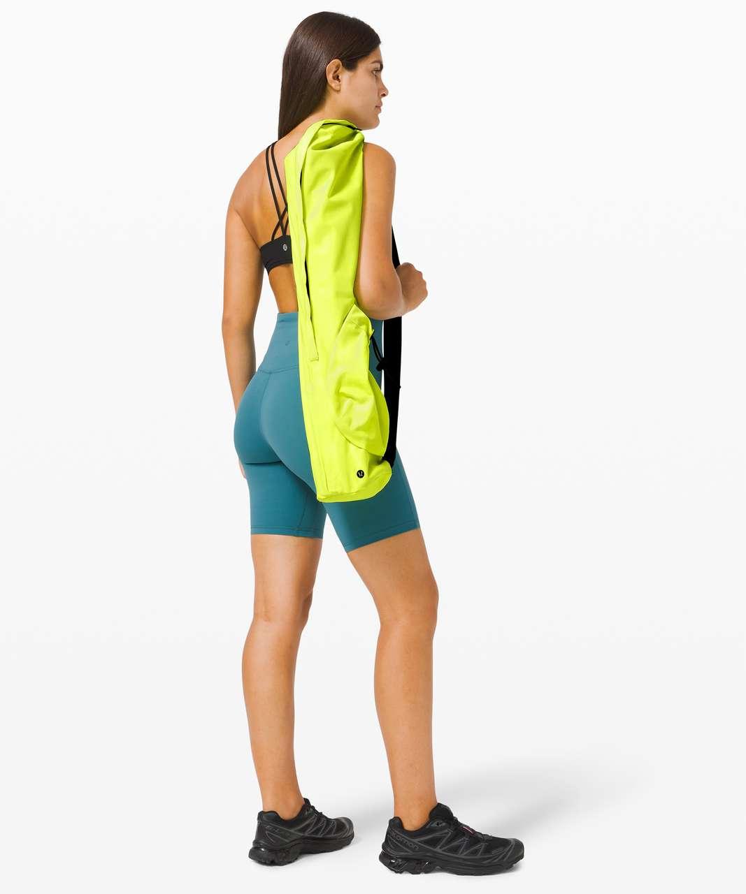 Lululemon The Yoga Mat Bag *16L - Highlight Yellow