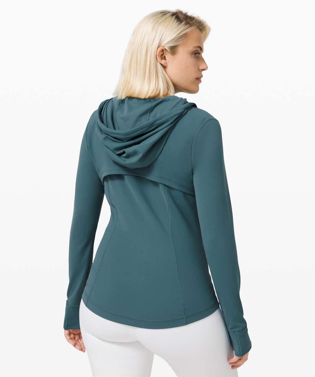 Lululemon Hooded Define Jacket *Nulu - Desert Teal