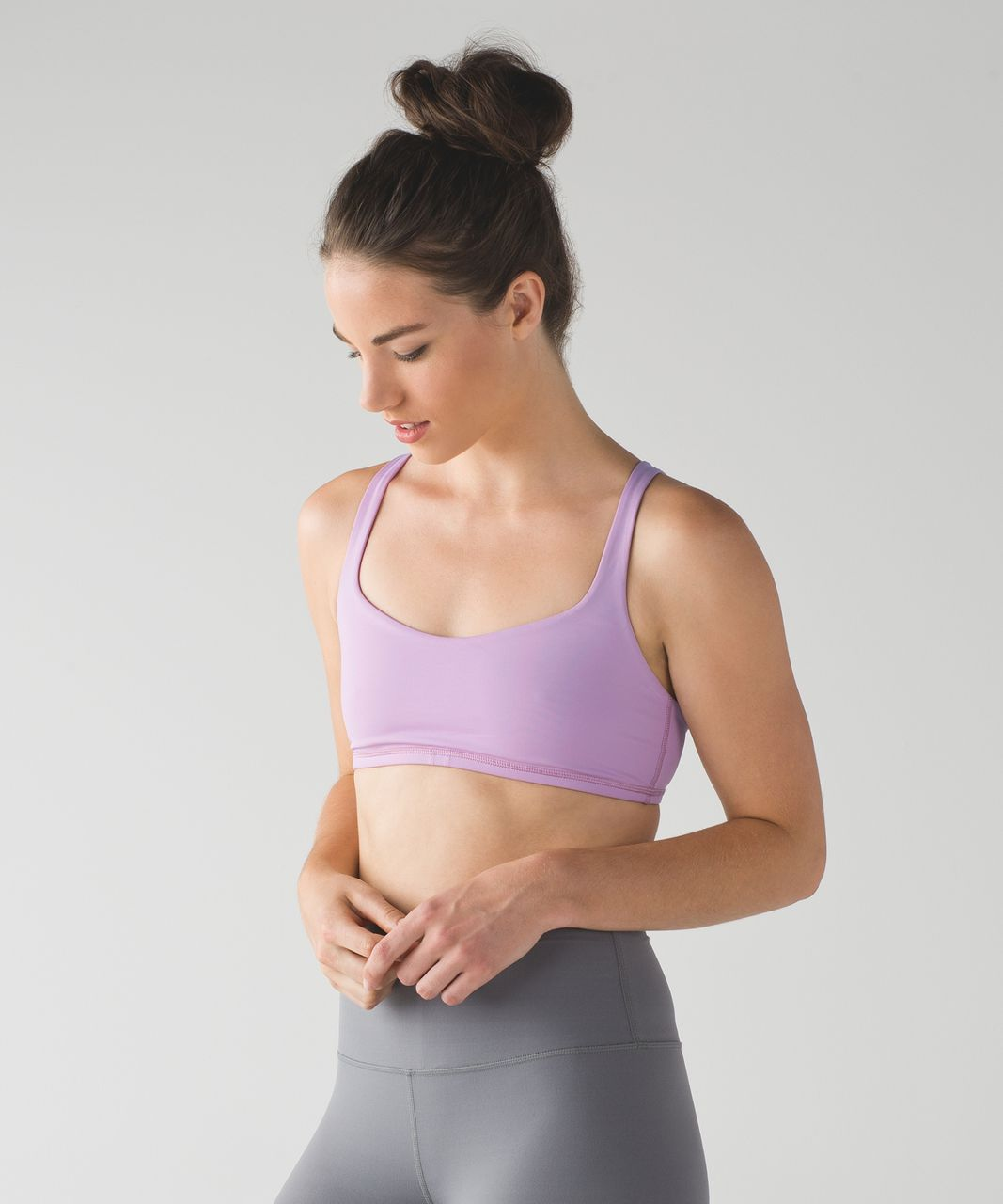Lululemon Free To Be Bra - Rose Blush (First Release)