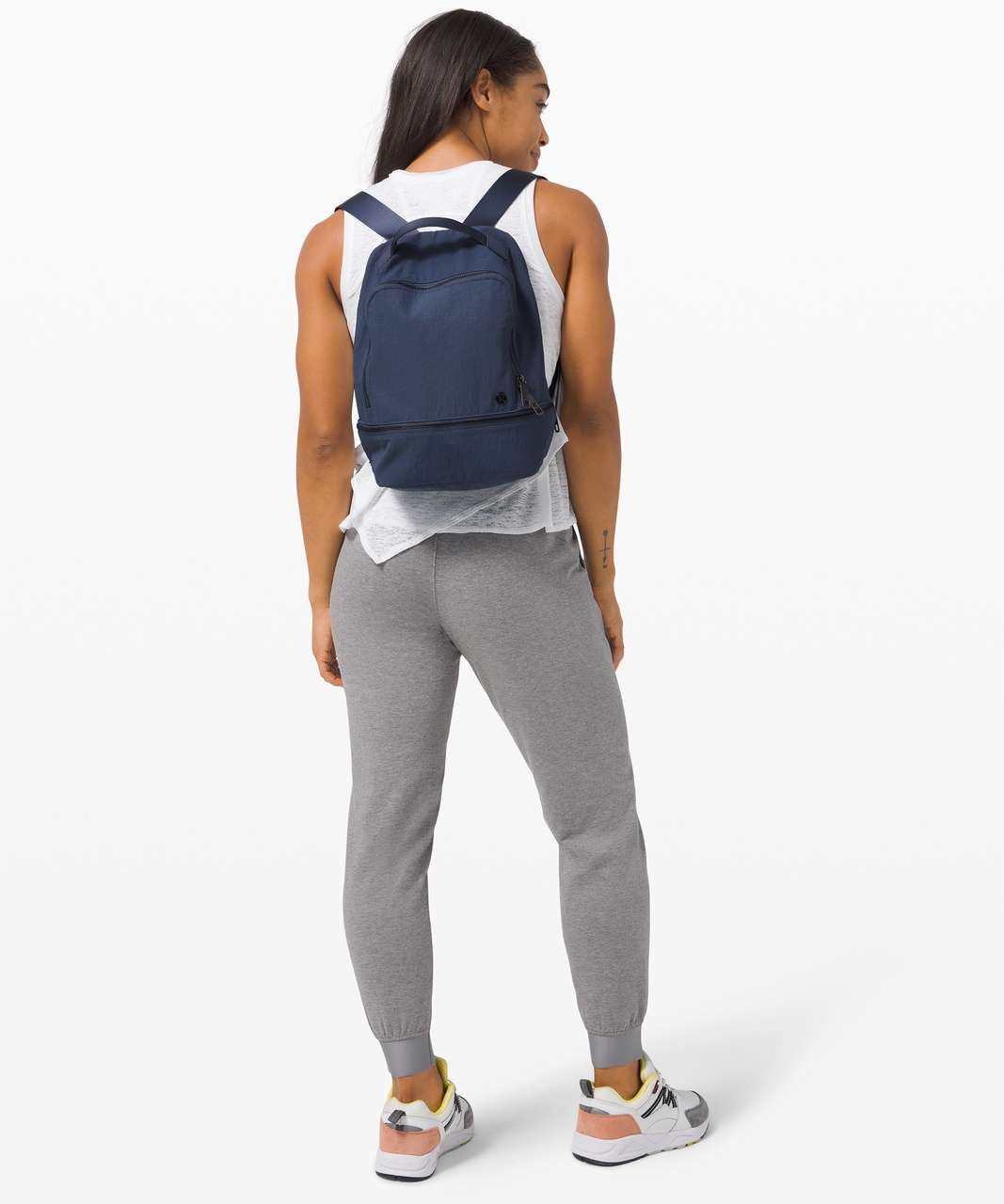 Lululemon City Adventurer Backpack Mini *10L - Iron Blue