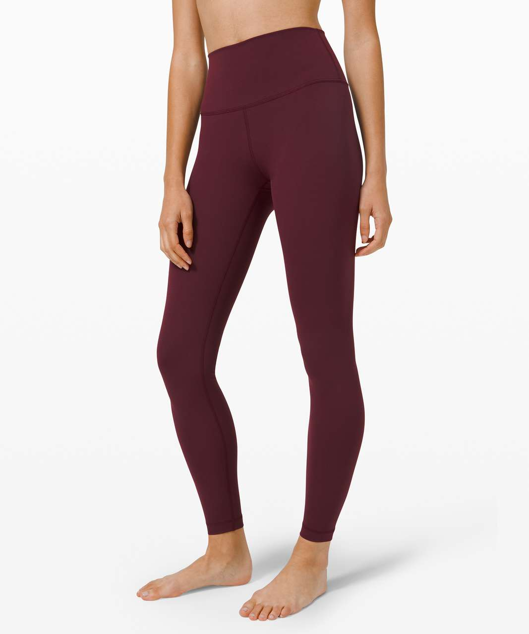 "Lululemon Wunder Under High-Rise Tight 28"" *Full-On Luxtreme - Cassis"