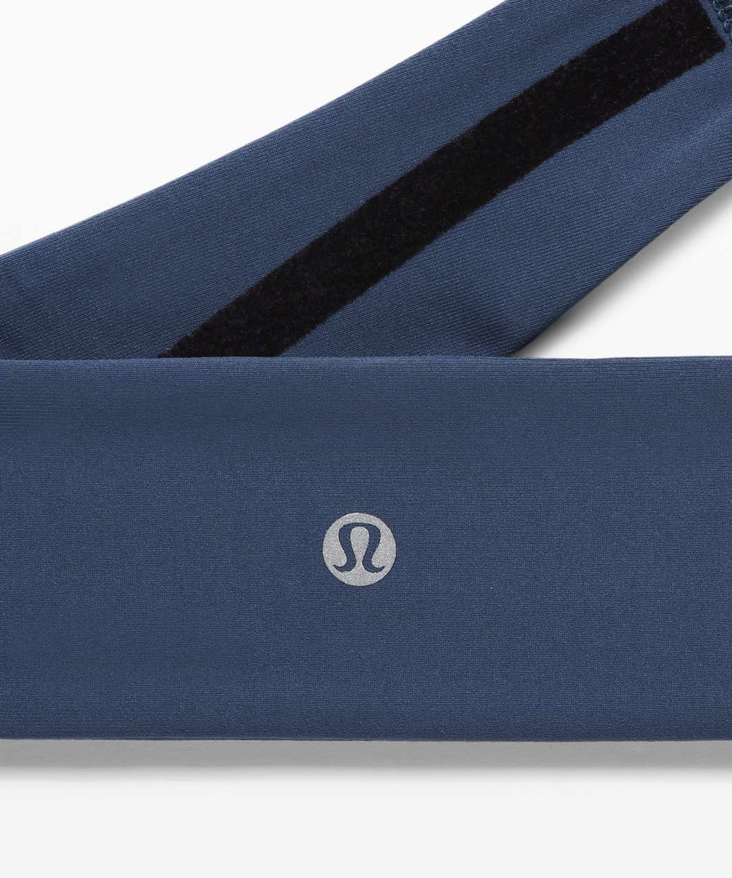 Lululemon Fly Away Tamer Headband II *Luxtreme - Iron Blue