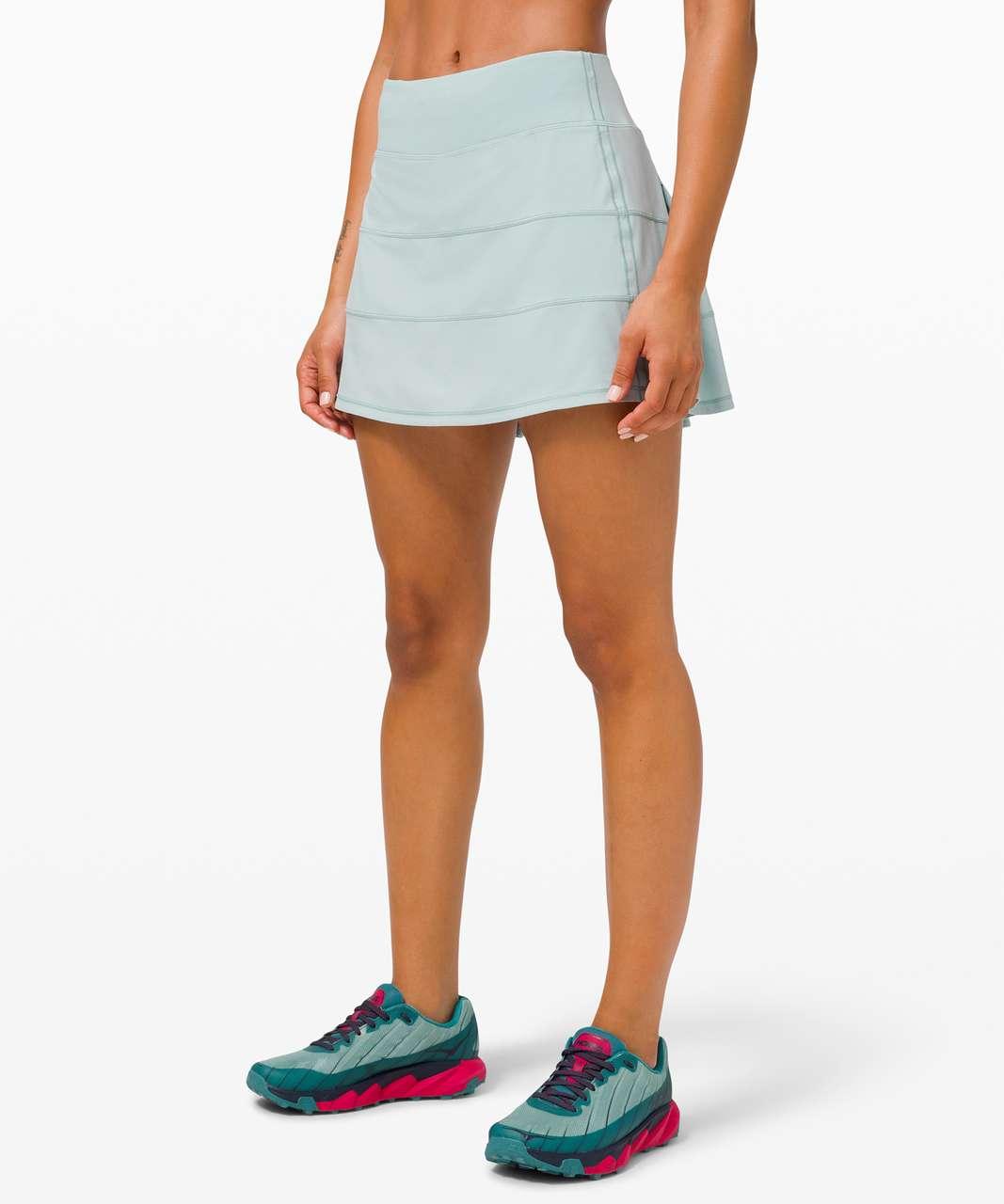 "Lululemon Pace Rival Skirt (Tall) *4-way Stretch 15"" - Hazy Jade"