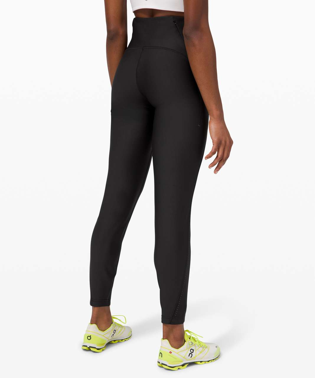 "Lululemon Chase the Chill Super High-Rise Pant 28"" - Black"