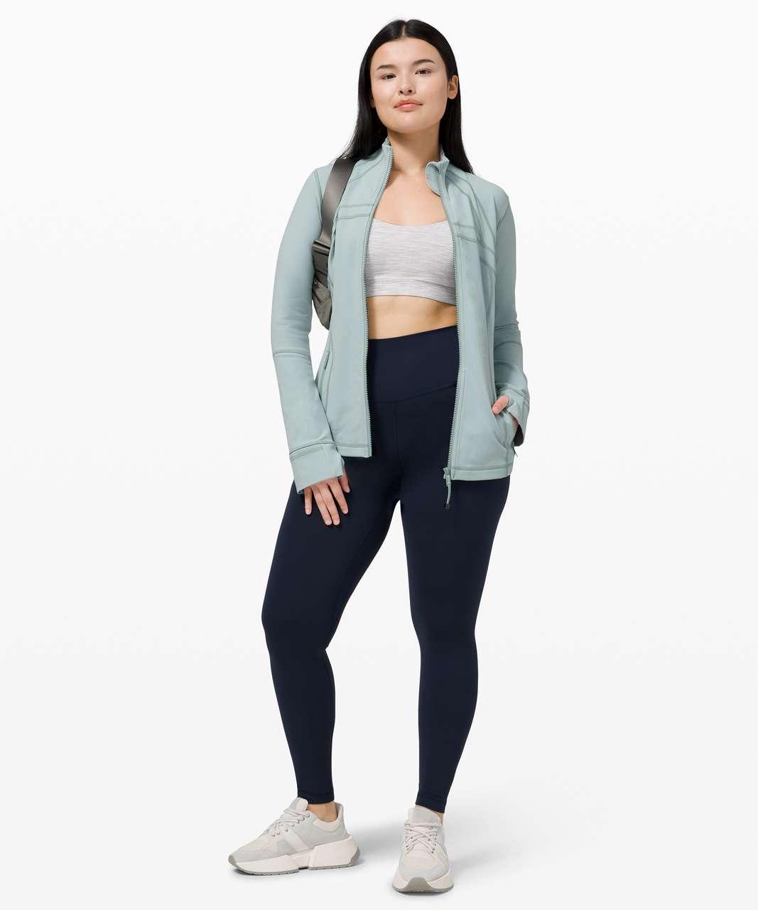 Lululemon Define Jacket - Hazy Jade