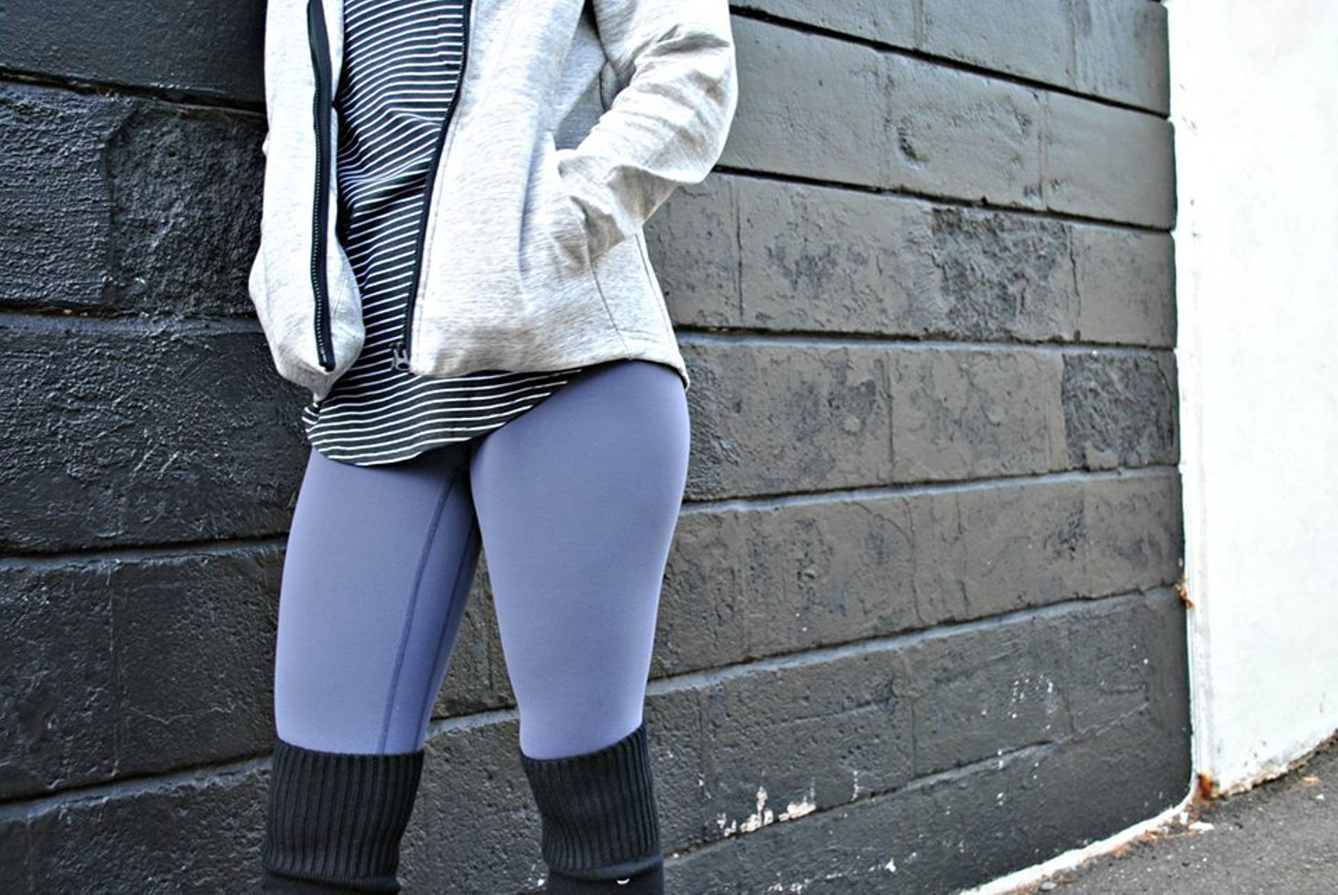 Lululemon Align Pant II - Greyvy