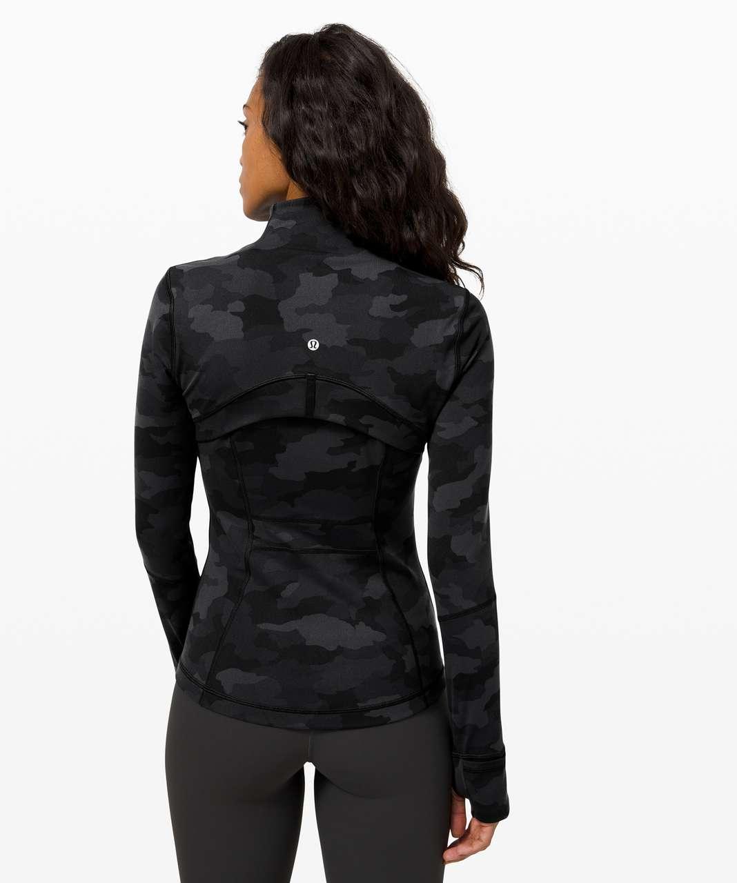 Lululemon Define Jacket - Heritage 365 Camo Deep Coal Multi