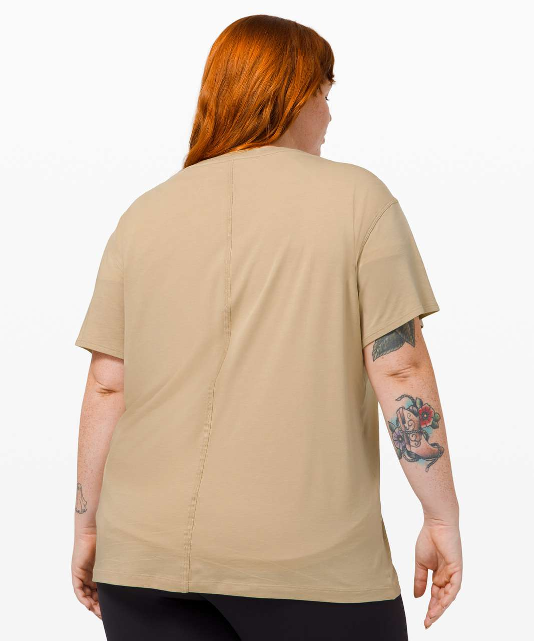 Lululemon All Yours Tee - Trench