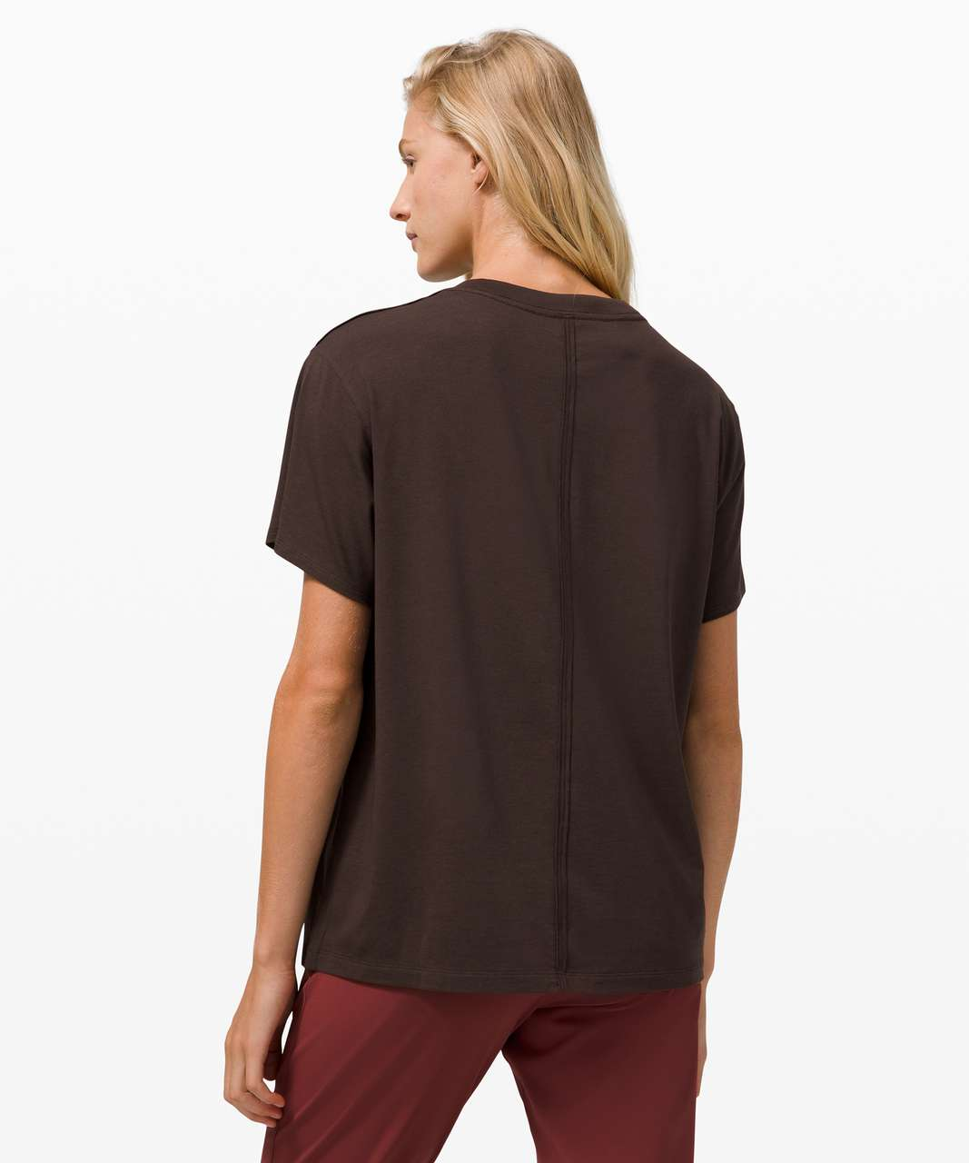 Lululemon All Yours Tee - French Press