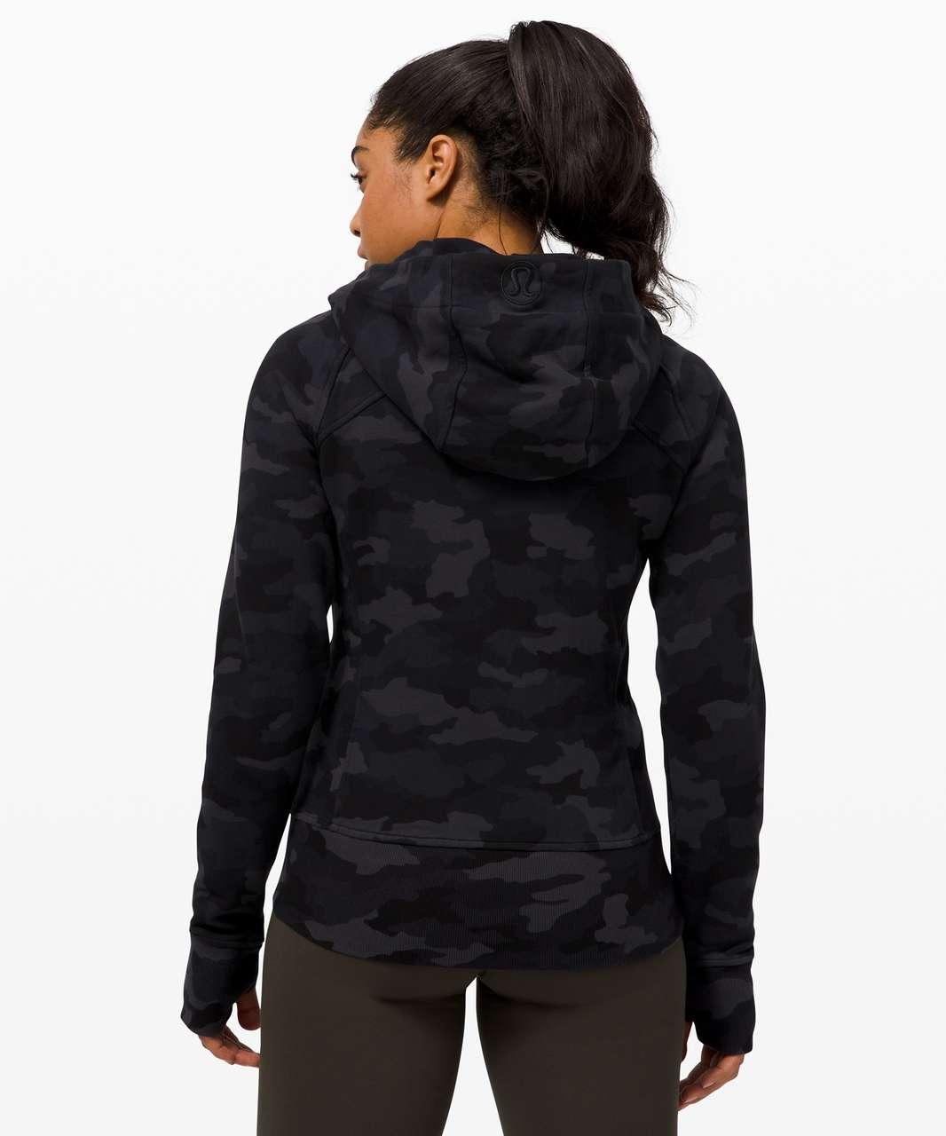 Lululemon Scuba Hoodie *Light Cotton Fleece - Heritage 365 Camo Deep Coal Multi (First Release)