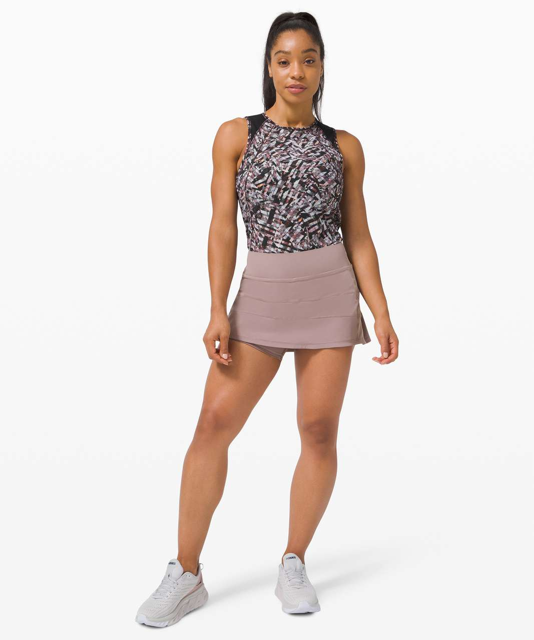 "Lululemon Pace Rival Skirt (Regular) *4-way Stretch 13"" - Violet Verbena"