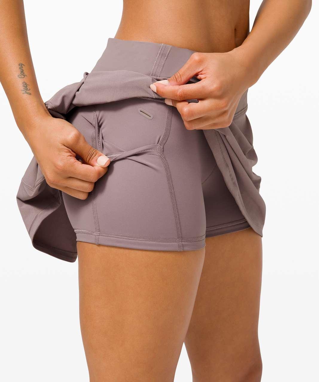 "Lululemon Pace Rival Skirt (Tall) *4-way Stretch 15"" - Violet Verbena"