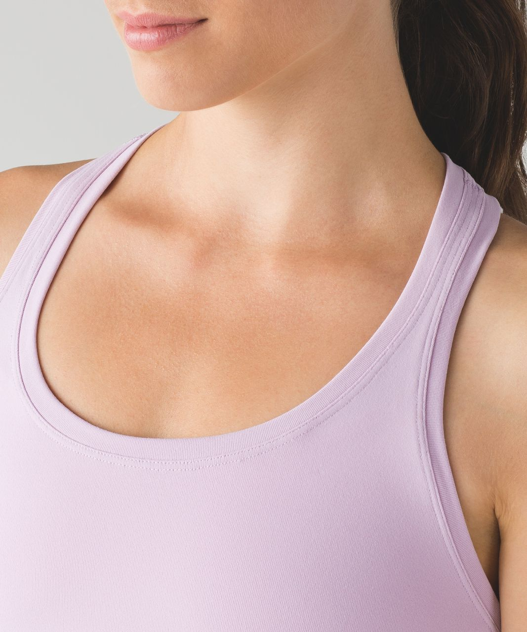 Lululemon Cool Racerback II - Rose Quartz