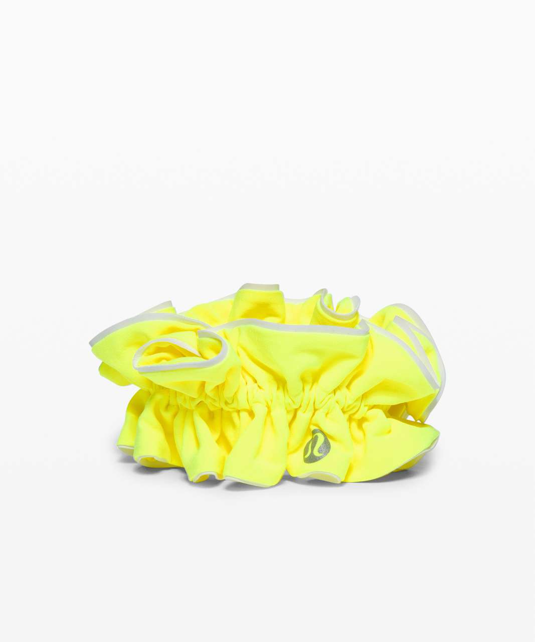 Lululemon Light Locks Scrunchie II - Highlight Yellow