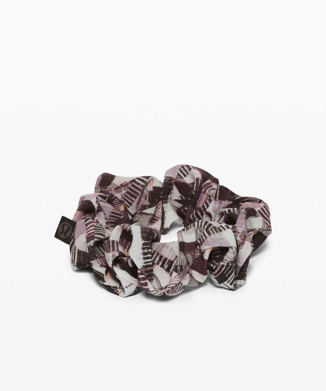 Lululemon Uplifting Scrunchie - Kaleidoscopic Pink Multi