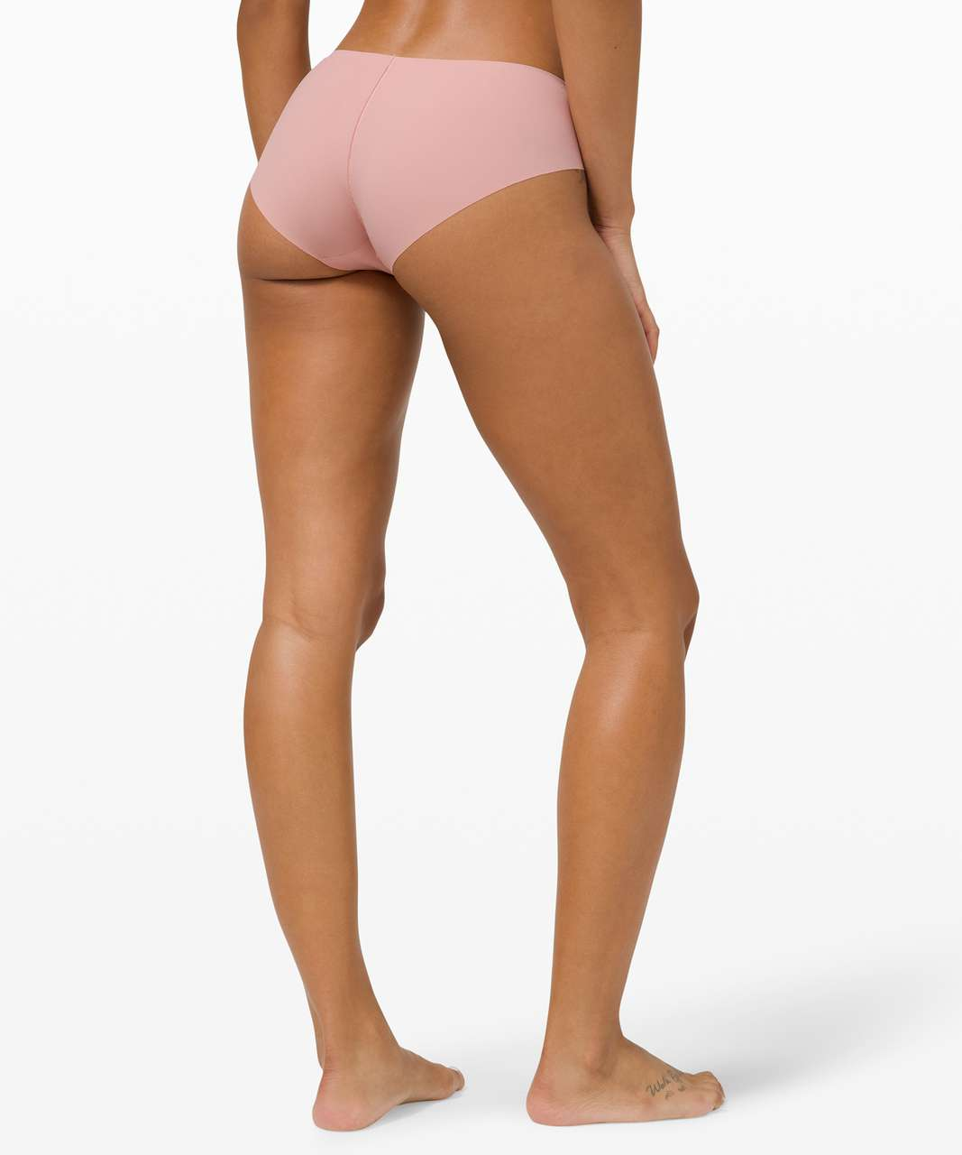 Lululemon Smooth Seamless Hipster 3 Pack - Free Spirit Alpine White Black / Pink Pastel / Chrome