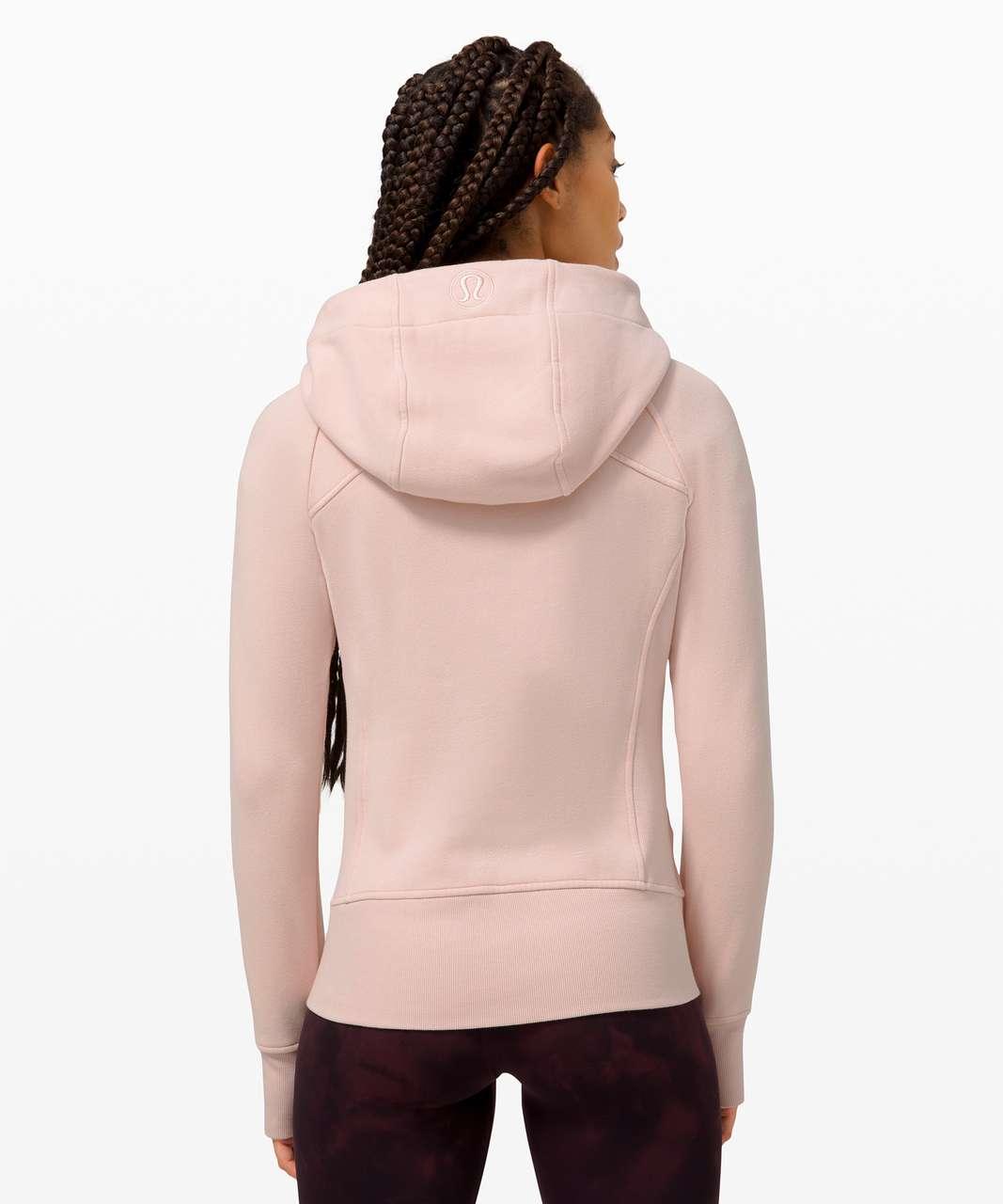 Lululemon Scuba Hoodie *Light Cotton Fleece - Feather Pink