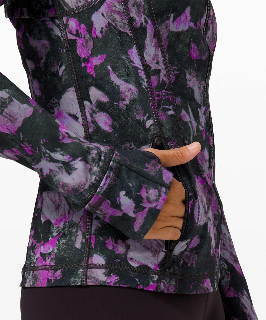 Lululemon Define Jacket *Luxtreme - Floral Shift Multi
