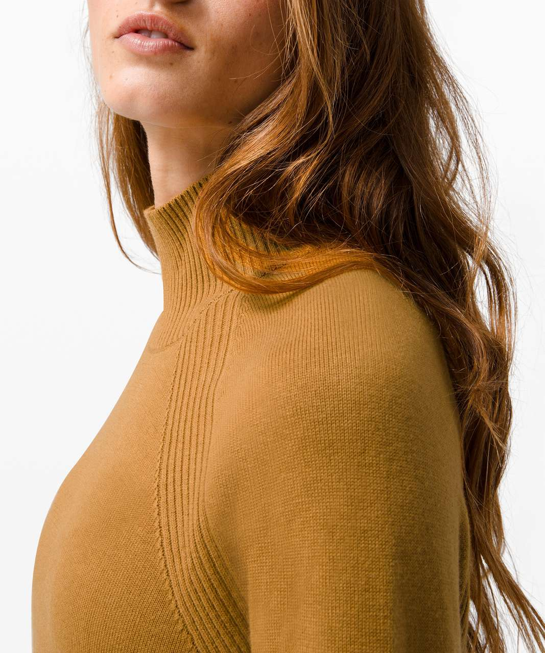 Lululemon Keep it Cozy Dress - Spiced Bronze