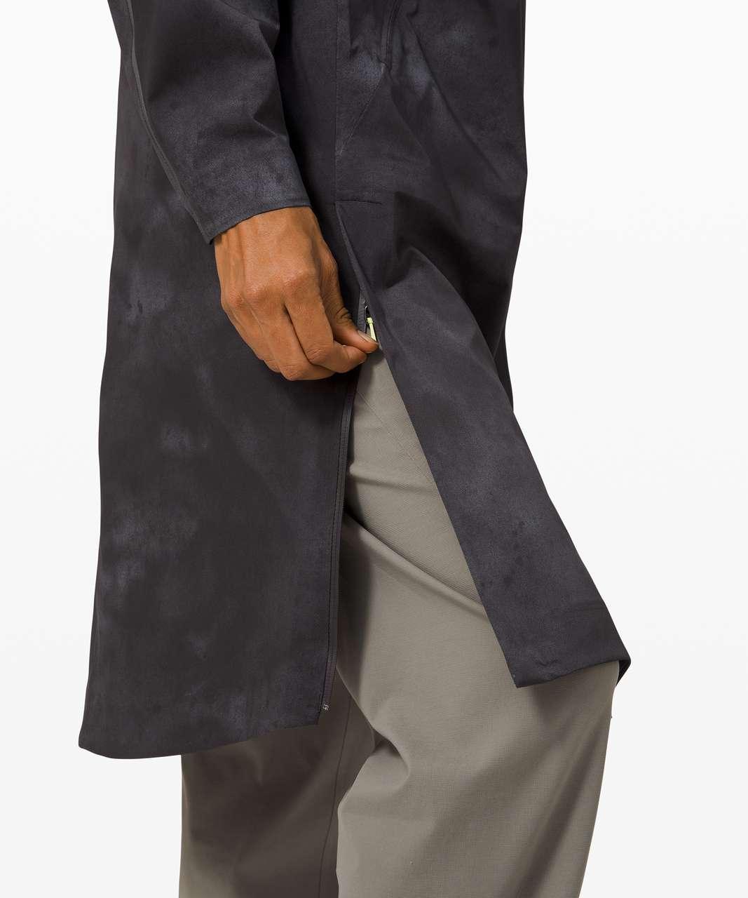 Lululemon Toja Shell Coat *lululemon lab - Celestial Speck Black Granite Multi
