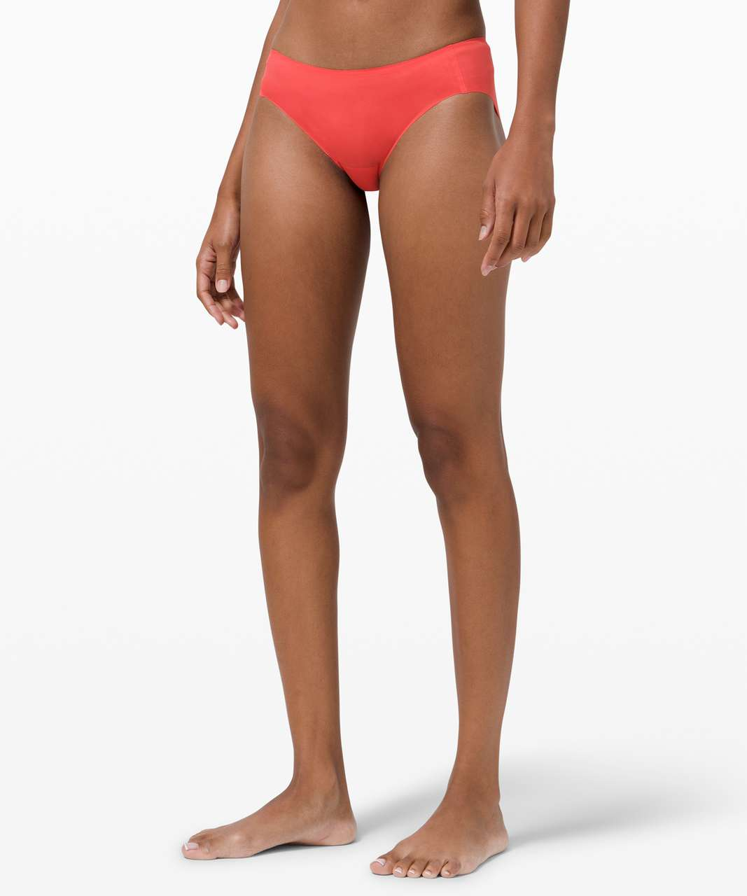 Lululemon Smooth Seamless Hipster 3 Pack - Black / Watermelon Red / Misty Shell