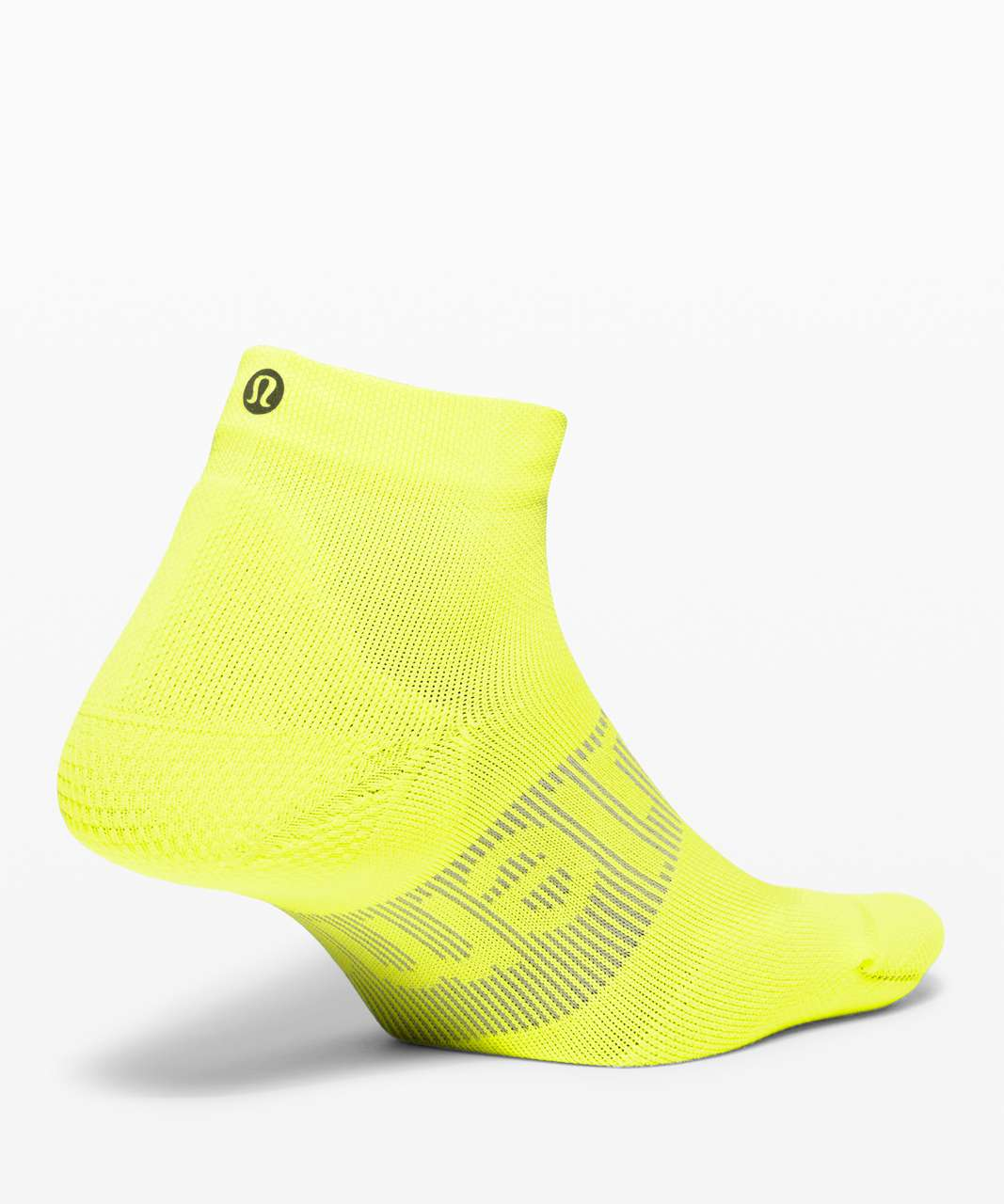 Lululemon Power Stride Ankle Sock - Highlight Yellow