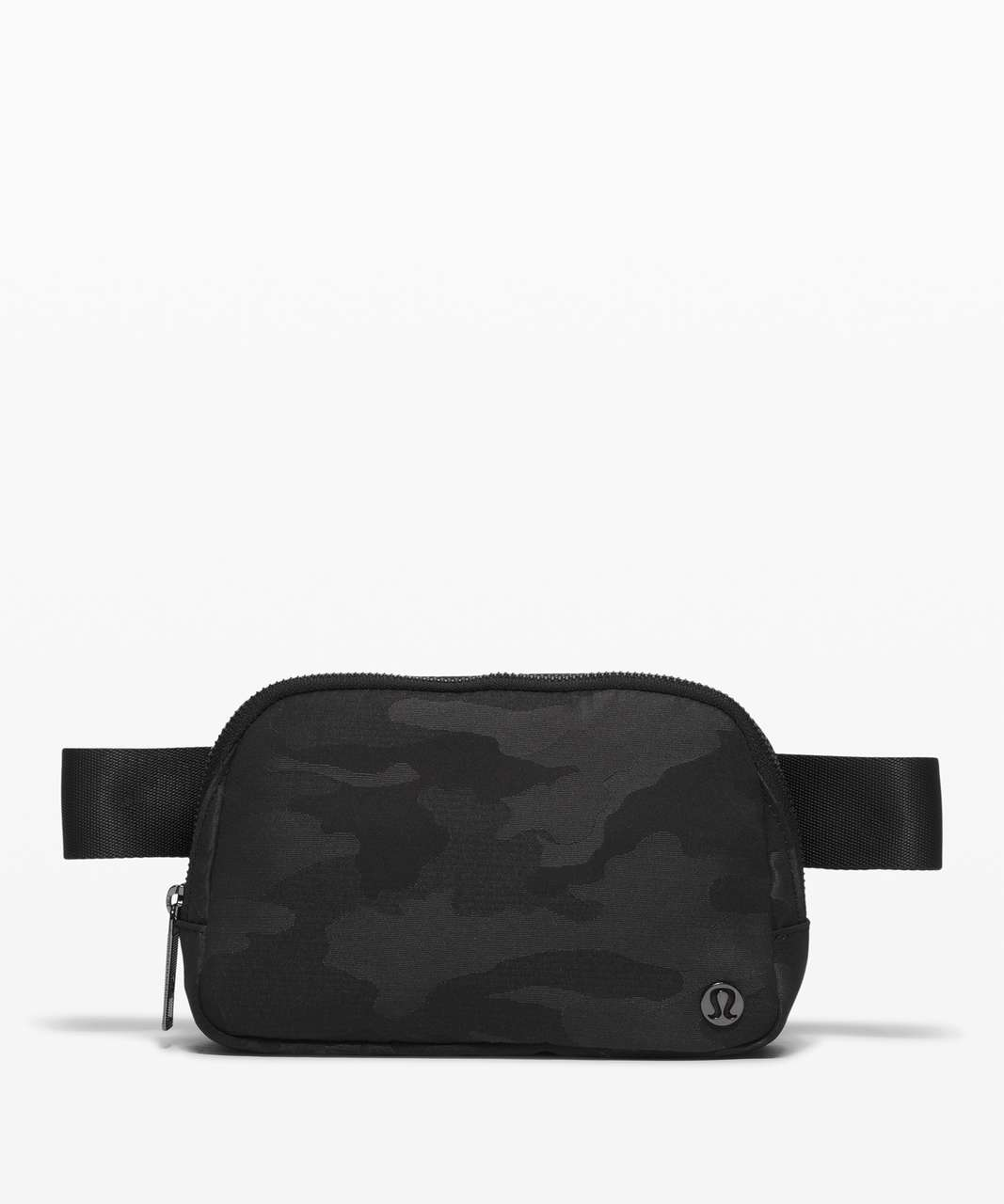Lululemon Everywhere Belt Bag *1L - Heritage Camo Jacquard Max Black Graphite Grey