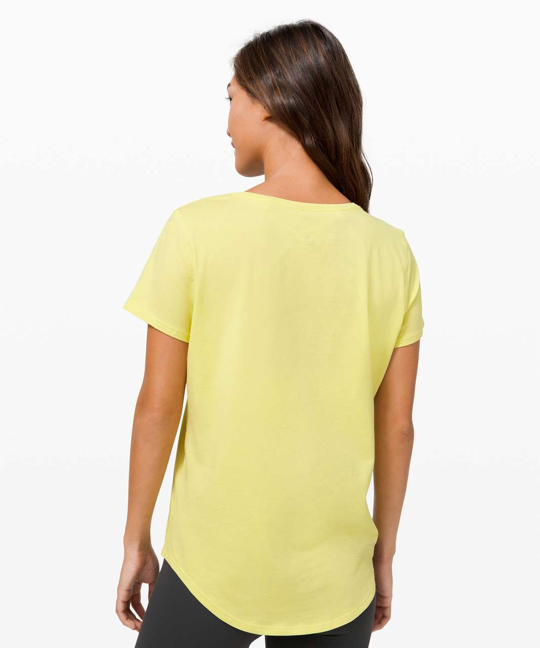 Lululemon Love Crew III - Lemon Vibe