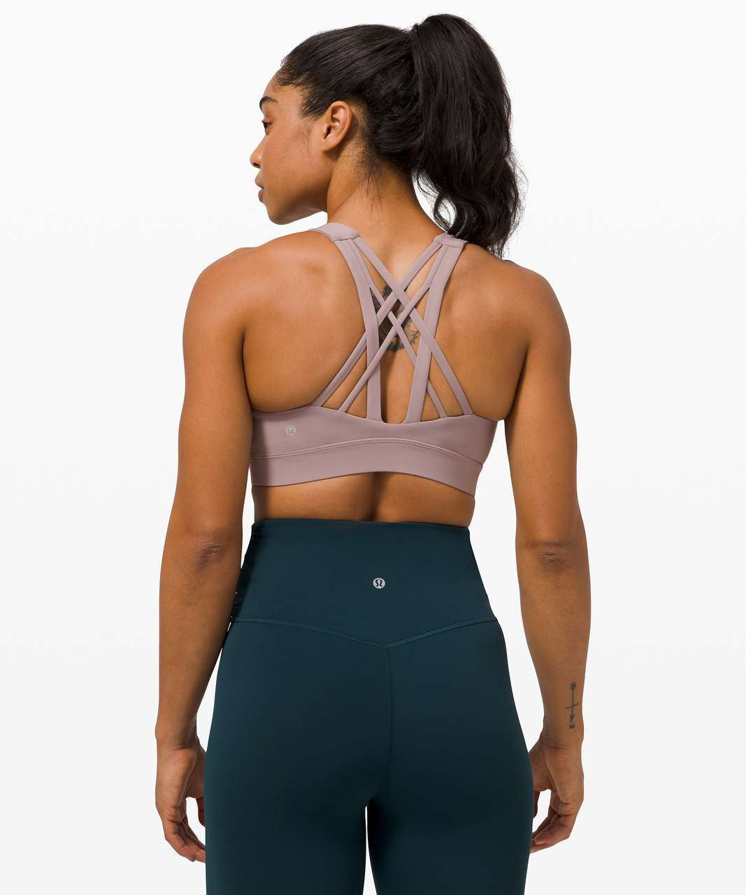 Lululemon Free To Be Elevated Bra *Light Support, DD/E Cup - Violet Verbena