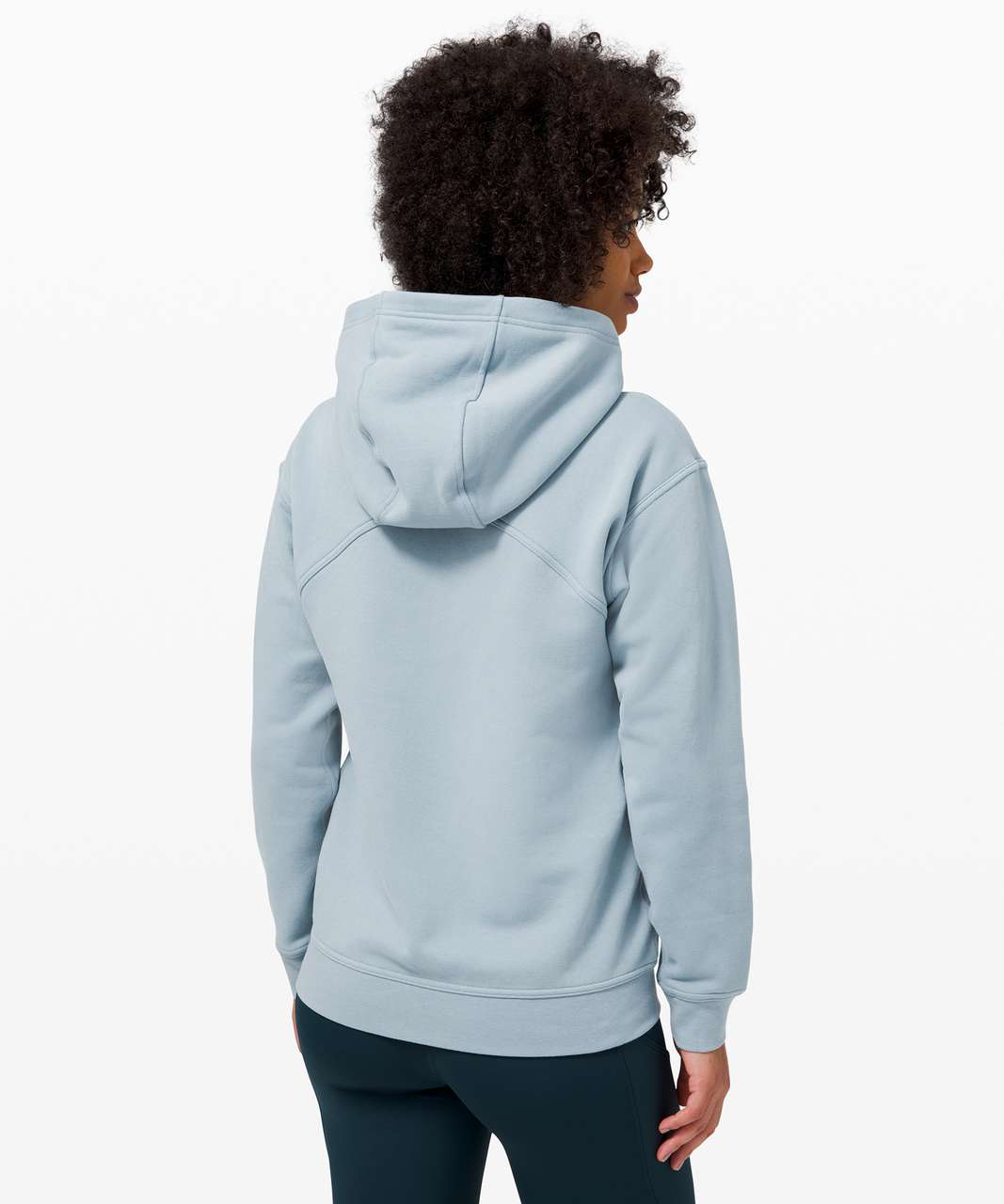 Lululemon All Yours Hoodie *Graphic - Chambray