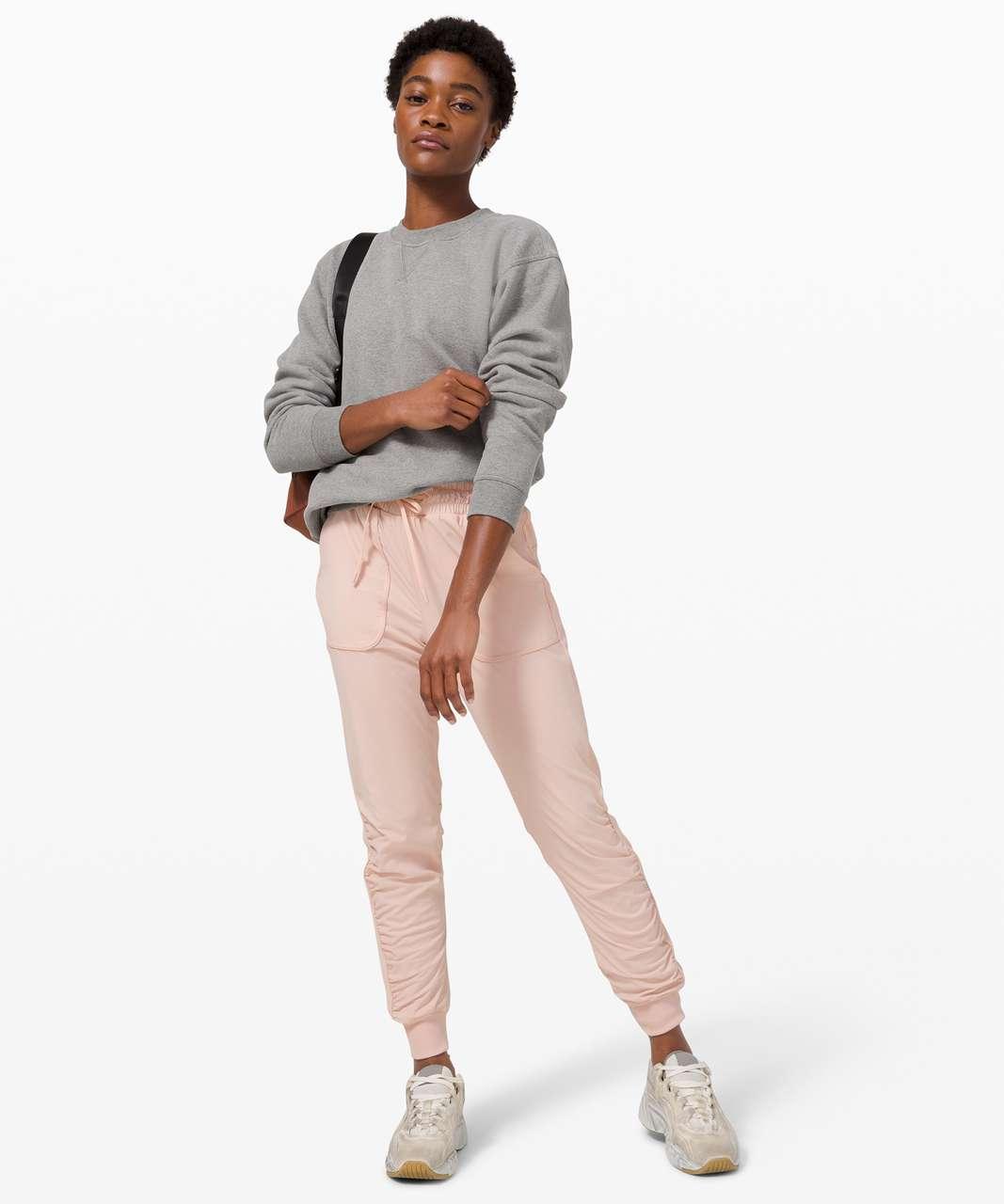 Lululemon Beyond the Studio Jogger - Feather Pink