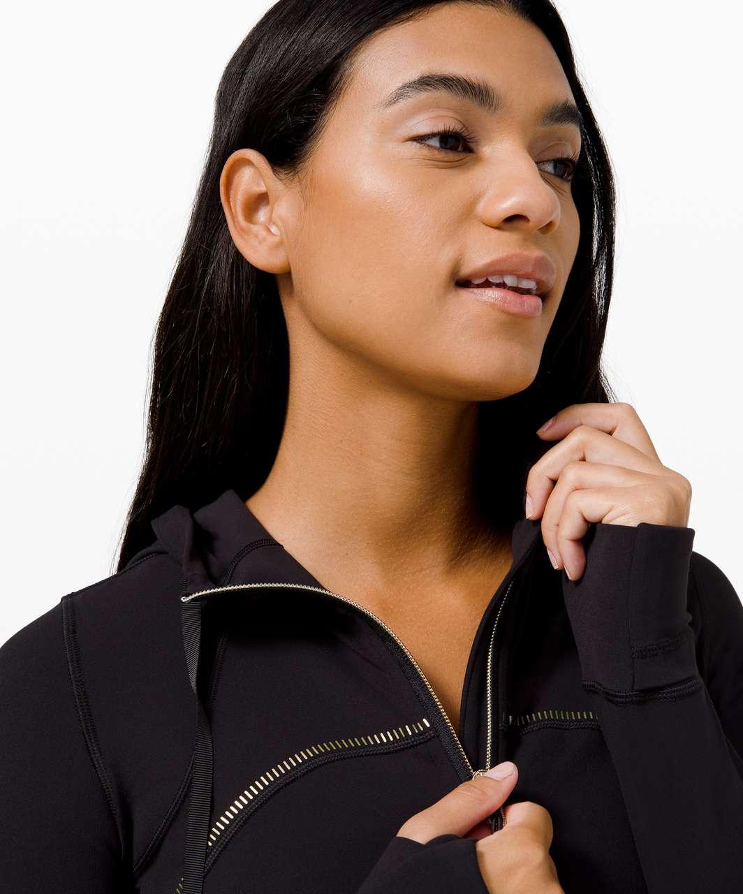 Lululemon Hooded Define Jacket *Gold - Black