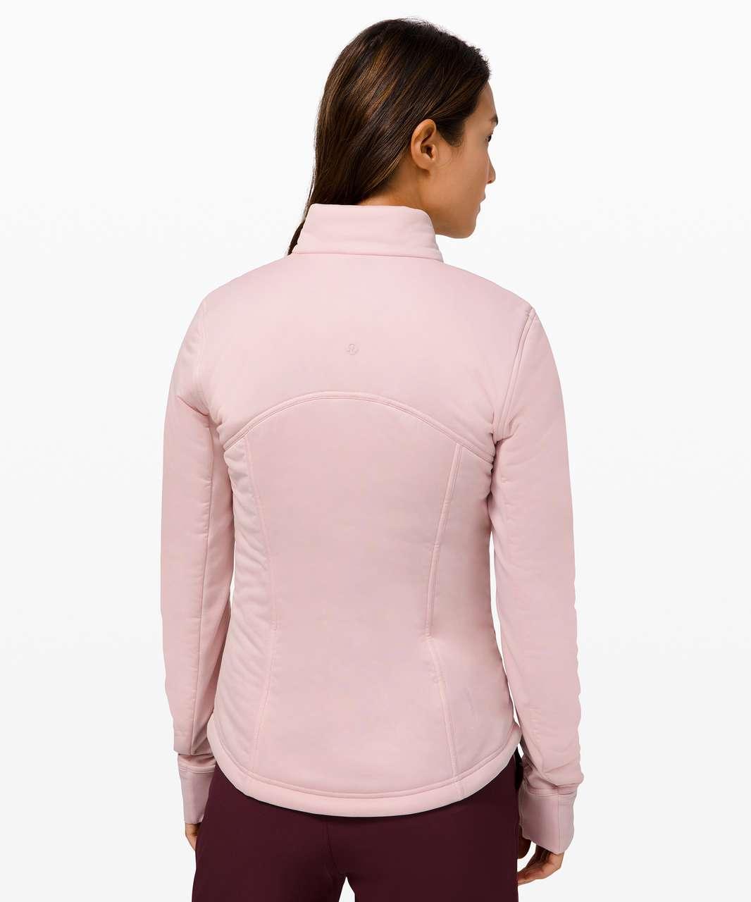 Lululemon Dynamic Movement Jacket - Porcelain Pink