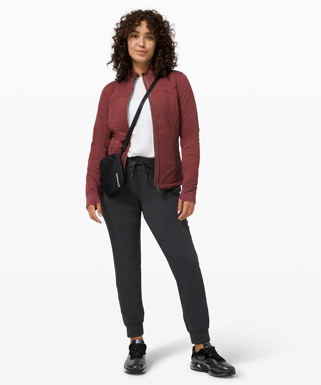Lululemon Dynamic Movement Jacket - Savannah