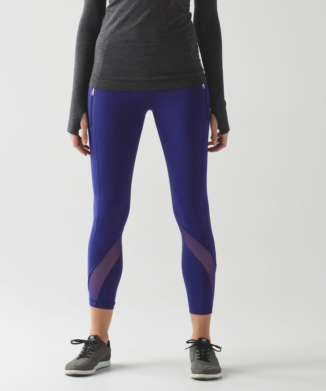 c755f9e59d Lululemon Inspire Tight II - Emperor Blue - lulu fanatics