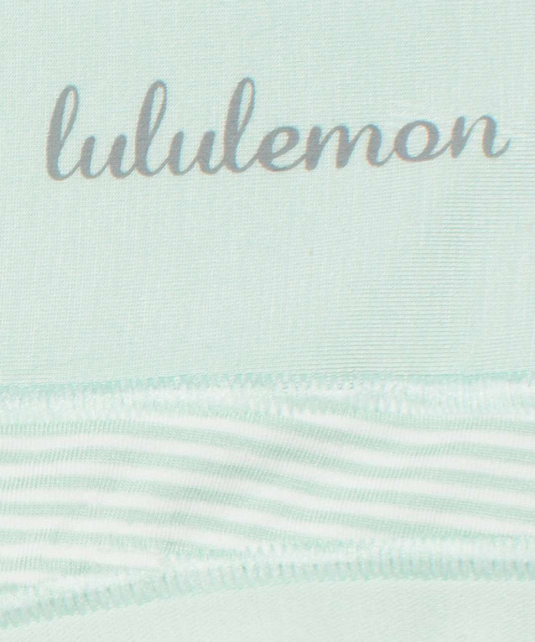 Lululemon Soft Breathable Thong *3 Pack - Delicate Mint / Delicate Mint / Night Diver / Pink Pastel