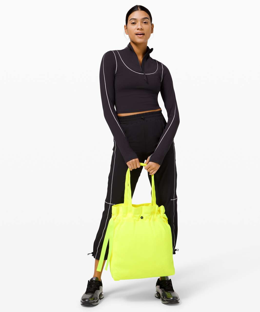 Lululemon Easy As Sunday Tote *19L - Highlight Yellow
