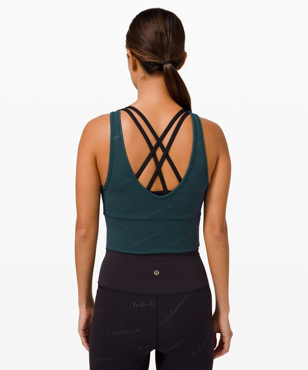 Lululemon Power Pivot Tank *Special Edition - Submarine