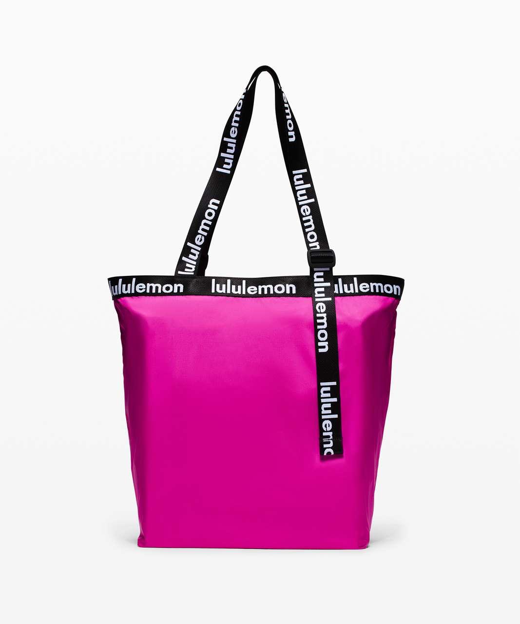 Lululemon The Rest is Written Tote - Highlight Purple