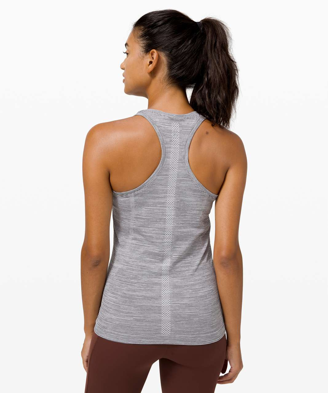 Lululemon Swiftly Tech Racerback 2.0 - Wee Are From Space White