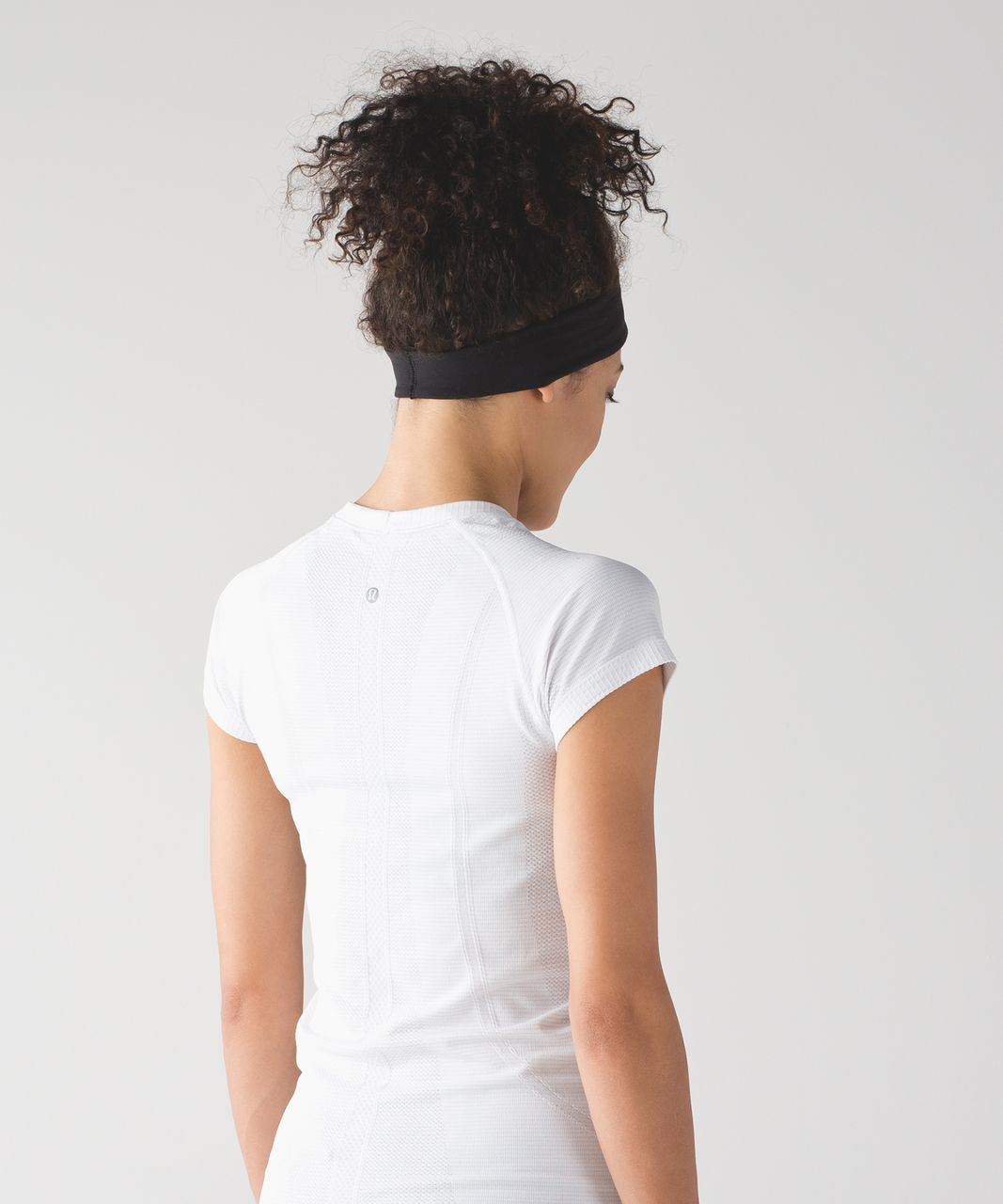 Lululemon Fly Away Tamer Headband II - Black (First Release)
