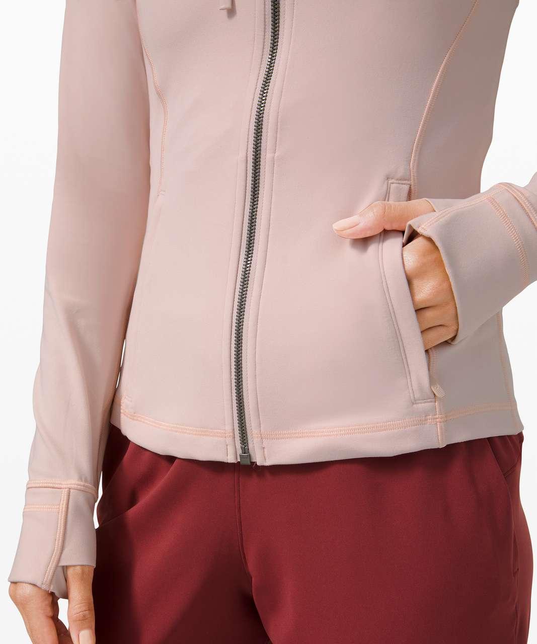 Lululemon Hooded Define Jacket *Nulu - Feather Pink