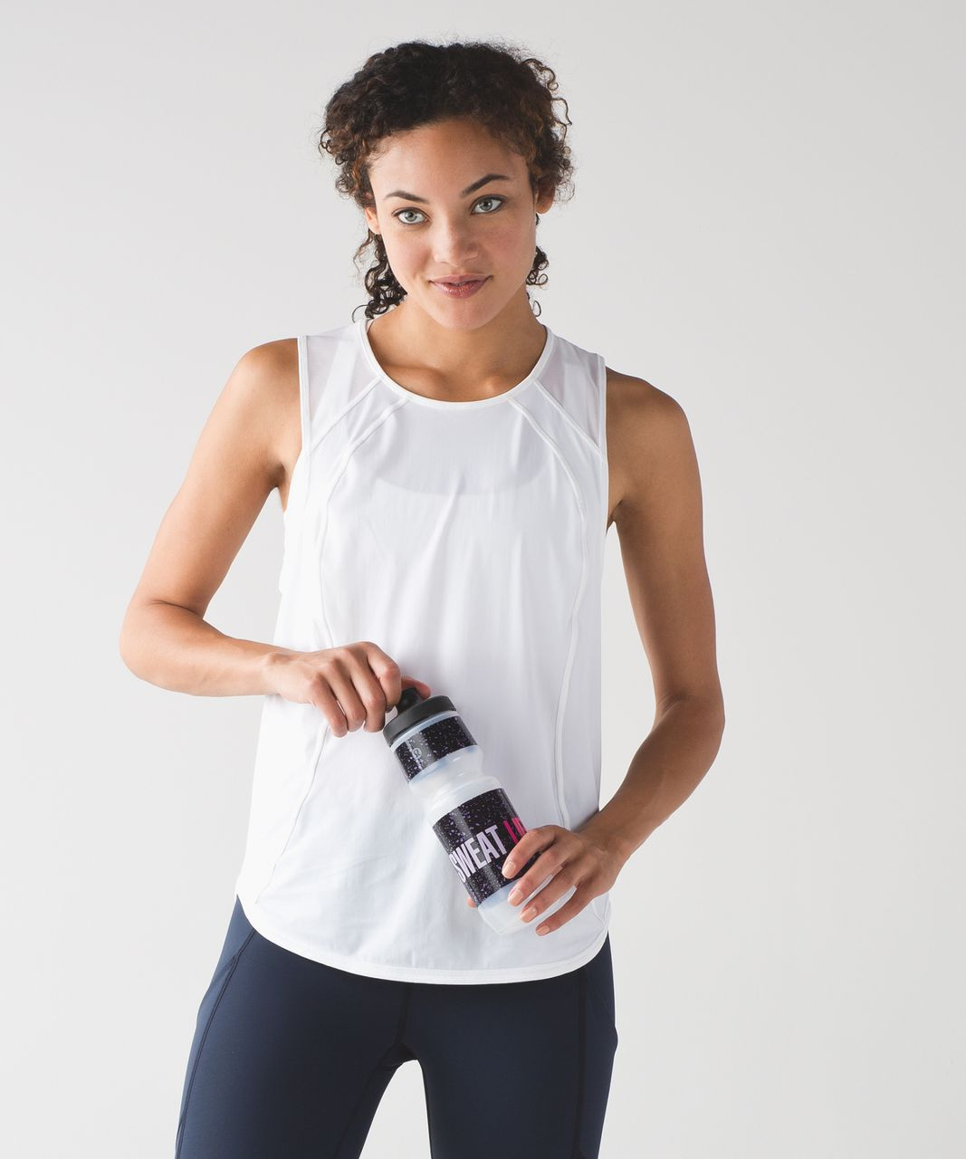 Lululemon Purist Cycling Waterbottle - The Sweat Life Purist